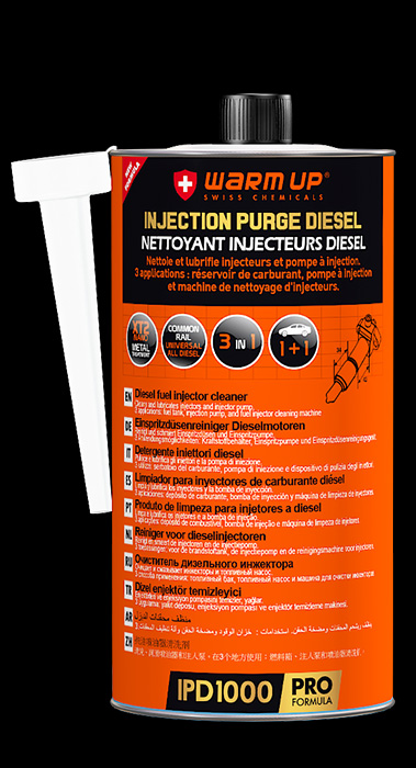 warm up injection purge diesel. Black Bedroom Furniture Sets. Home Design Ideas